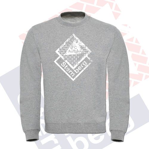 "FCAS SWEATER ""LOGO"" GRAU"