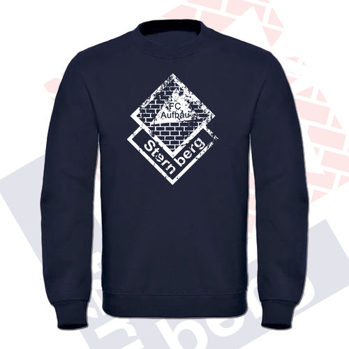 "FCAS SWEATER ""LOGO"" NAVY"