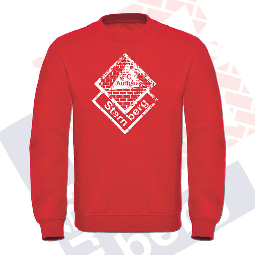 "FCAS SWEATER ""LOGO"" ROT"