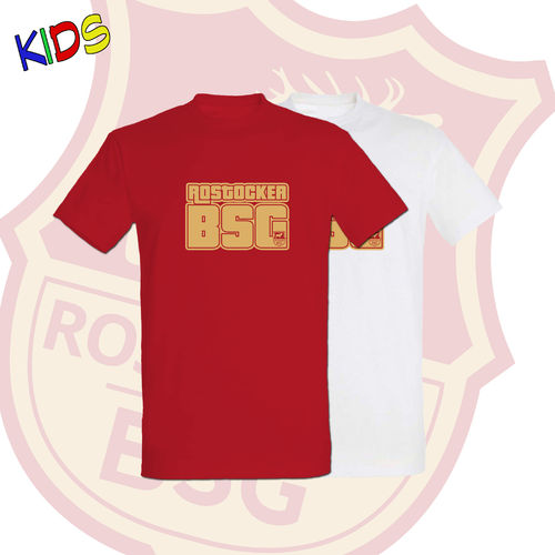 "KINDER T-SHIRT ""BSG KIDS"""